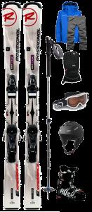ski bundle rental