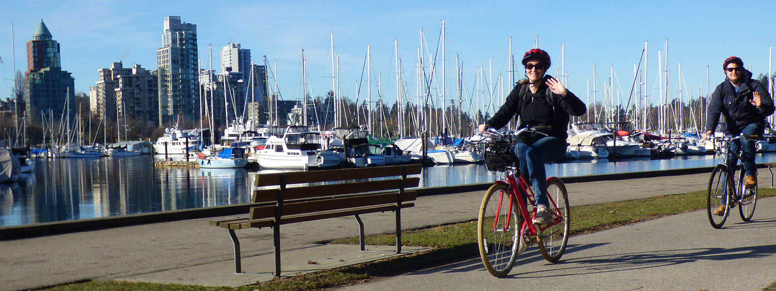 Stanley Park Bike Tour yes cycle Fun