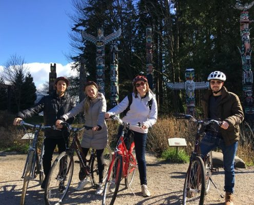 Vancouver Bike Tours Multilingual Guides Excellent Reviews