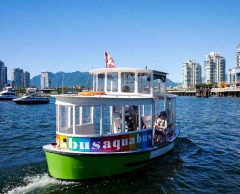 aquabus ferry