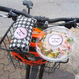 Sushi near Yes Cycle Bike rental Denman street
