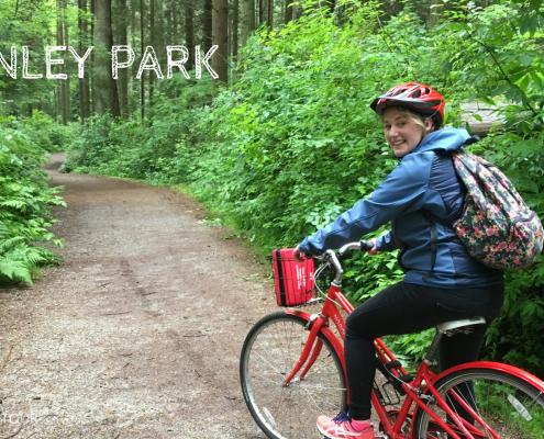 stanley park vancouver bike tour