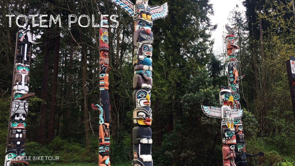 yes cycles totem poles