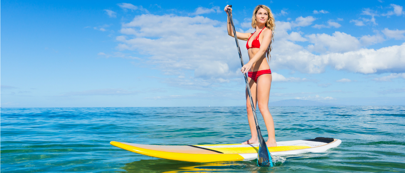 Paddleboard Rentals And Lessons Yes Cycle